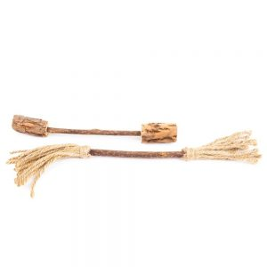 Little&Bigger Matatabi Broom och Dumbbell 2-pack