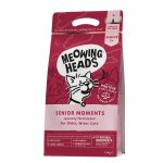 Meowing Heads Senior Moments (450 g)
