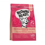 Meowing Heads So-fish-ticated Salmon (450 g)