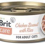 Brit Care Chickenbreast & Rice 70 g