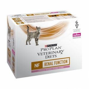 Purina Pro Plan Veterinary Diet Cat NF Renal Function Lax 10x85 g