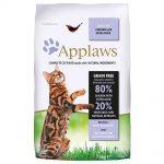 Applaws Adult Chicken & Duck - spannmålsfritt - 2 kg