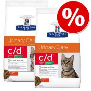 Ekonomipack: Hill's Prescription Diet Feline - Feline i/d Digestive Care (2 x 5 kg)