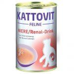 Kattovit Drink Renal - 24 x 135 ml