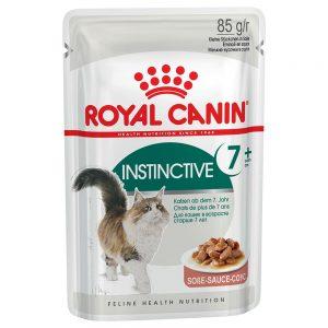 Royal Canin Instinctive +7 i sås - 12 x 85 g