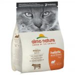 Almo Nature Holistic Beef & Rice - Ekonomipack: 2 x 2 kg