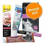 Blandpack: Crème och pastej med malt! - Blandpack med malt