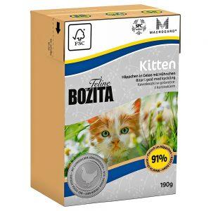 Bozita Kitten kattmat - 6 x 190 g