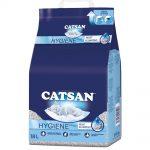 Catsan Hygiene plus kattsand Ekonomipack: 2 x 18 l
