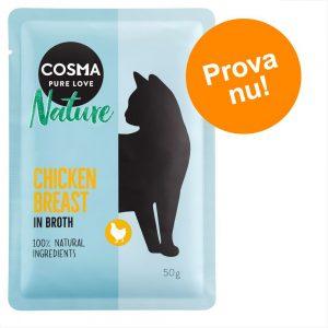 Cosma Nature blandpack i portionspåse - 24 x 50 g