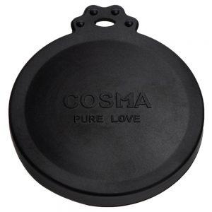 Cosma burklock - 2 st, Ø 9 cm