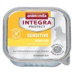 Ekonomipack: Animonda Integra Protect Adult Sensitive 12 x 100 g portionsform Kalkon & potatis