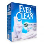 Ever Clean® Total Cover Clumping - Unscented kattsand - Ekonomipack: 2 x 10 l
