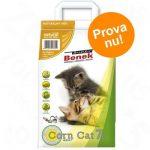 Provpack: 7 l Super Benek kattsand - Corn Cat Natural