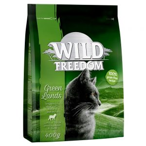 "Wild Freedom Adult """"Green Lands"""" - Lamb - 400 g"