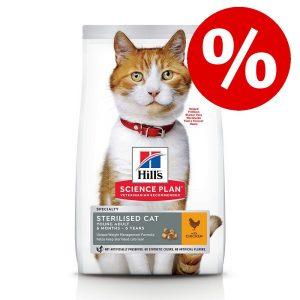 15 % rabatt! Hill's Science Plan torrfoder - Adult Perfect Weight Chicken (7 kg)