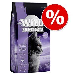 50 kr rabatt på 2 kg Wild Freedom torrfoder! Kitten Wide Country - Poultry