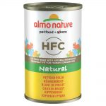 Almo Nature HFC 6 x 140 g - Tonfisk & räkor