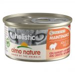 Almo Nature Holistic Maintenance 6 x 85 g - Med räkor