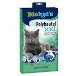 Biokat's engångs-polypåsar för kattoaletter - 12 st