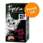 Blandat provpack Tigeria 6 x 85 g - No. 2 Mix