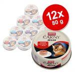 Blandpack: Animonda Carny Ocean 4 sorter - Mix I (4 sorter)
