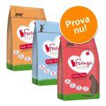 Blandpack: Feringa torrfoder till lågt pris! - 3 x 2 kg (Anka + Kalkon + Fisk)