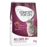 Concept for Life All Cats 10+ - 400 g