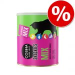Cosma Snackies Maxi Tube - frystorkat kattgodis - Anka 120 g