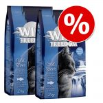 Ekonomipack: 3 x 2 kg Wild Freedom torrfoder - Wide Country - Poultry