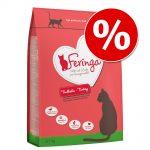 Ekonomipack: Feringa torrfoder 12 / 13 kg Kitten Geflügel 12 kg (6 x 2 kg)