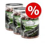 Ekonomipack: Wild Freedom Freeze-Dried Snacks - Kycklinghjärta 3 x 45 g
