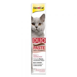 GimCat Duo Paste Anti-Hairball Malt & Chicken - 50 g