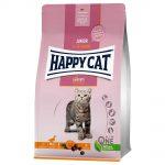 Happy Cat Young Junior Farm Duck - Ekonomipack: 2 x 1,3 kg