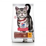 Hill's Science Plan Adult Hairball & Indoor Chicken 3 kg