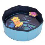 Kitty Pool med flytande kattleksak 1 st