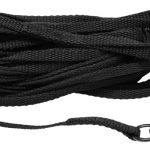 Långkoppel 10 meter svart