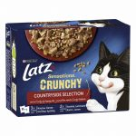 Latz Sensations Crunchy Countryside Selection Gelé Multipack 10x85 g