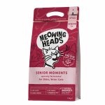 Meowing Heads Senior Moments (1,5 kg)