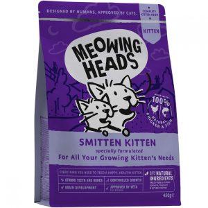 Meowing Heads Smitten Kitten (1,5 kg)