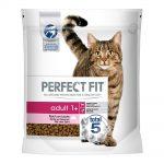 Perfect Fit Adult 1+ Lax - Ekonomipack: 3 x 2,8 kg