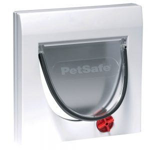 PetSafe® Staywell® Classic - Kattlucka, vit
