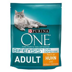 Purina ONE Adult Kyckling & fullkorn - 6 kg