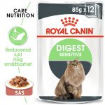 Royal Canin Digest Sensitive i sås - 48 x 85 g
