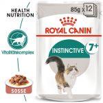 Royal Canin Instinctive +7 i sås - 48 x 85 g