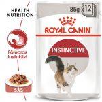 Royal Canin Instinctive i sås - 24 x 85 g