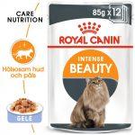 Royal Canin Intense Beauty i gelé - 12 x 85 g