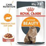 Royal Canin Intense Beauty i sås - 48 x 85 g