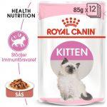 Royal Canin Kitten i sås - 24 x 85 g Mix Kitten Instinctive in Gravy & Jelly