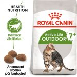 Royal Canin Outdoor +7 - 4 kg